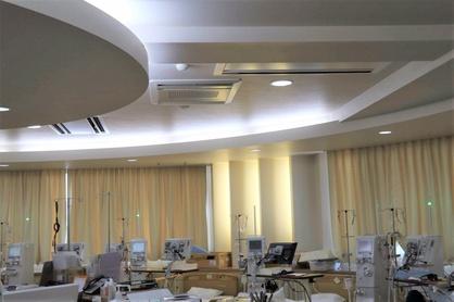 光山医院透析室